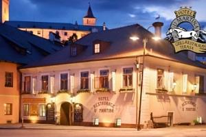 Rožmberk nad Vltavou: 3 dny pro dva vč. polopenze...