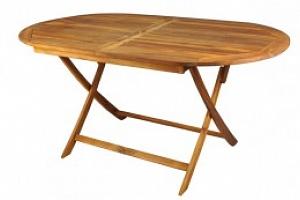 Zahradní stůl, hnědá, S5021...