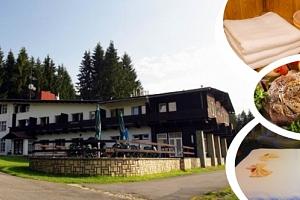 Pobyt v Beskydech v Hotelu Bečva s polopenzí a saunou, sleva na masáže a další bonusy....