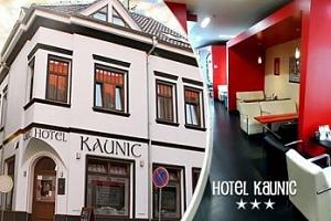 Uherský Brod, Hotel Kaunic***: 3-6 dní pro dva + snídaně, víno...