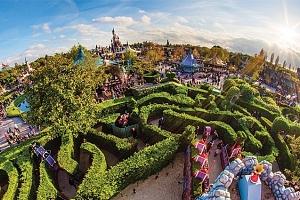 3denní zájezd pro 1 osobu do Disneylandu a Studií Walta Disneyho ve Francii...