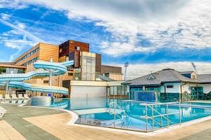 Vysoké Tatry ve Vila House Family se snídaní, vstupem do aquaparku a wellness...