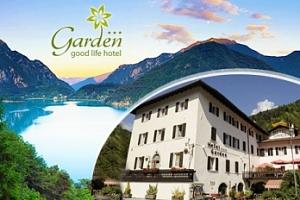 Itálie, Lago di Ledro*** na 6 dní pro dva s polopenzí a bazénem...