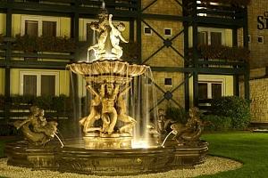 3 až 6denní wellness pobyt pro 2 v Grand hotelu Sergijo**** v lázeňském městě Piešťany...