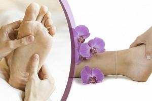 Hodinová reflexní terapie - pomoc při léčbě chronických i akutních onemocnění v Salonu Sen....