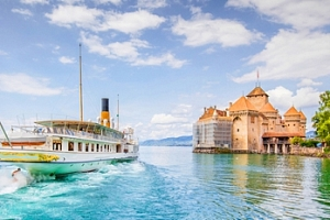 3denní výlet na hrad Chillon a do měst Lausanne a Ženeva pro 1 os....