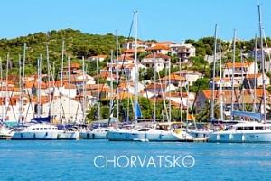 Dovolená v Chorvatsku, ostrov Čiovo: 7 nocí pro 1 osobu...