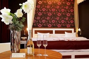 Noc pro dva ve svatebním apartmá hotelu Baltaci Atrium***** ve Zlíně...