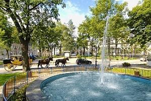 3 až 5denní Premium All Inclusive wellness pobyt pro 2 v hotelu Am Kirchberg*** v Německu...