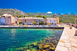 Chorvatsko: 4 či 8 dní pro dva, vlastní doprava a strava...