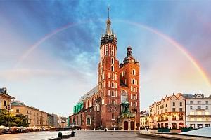 Celodenní zájezd pro 1 do polského Krakova a dolu Wieliczka...