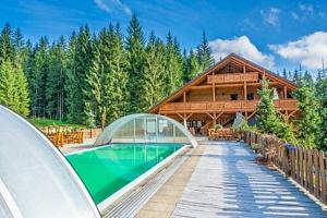 Beskydy v Hotelu Ondrášův Dvůr **** s polopenzí, thermal parkem a wellness...