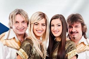 Lístek na koncertní show ABBA STARS 23.5.2018 v Olomouci...