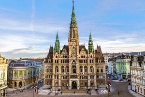 3–5denní pobyt se snídaněmi a welcome drinkem pro 2 osoby v hotelu Radnice**** v Liberci...