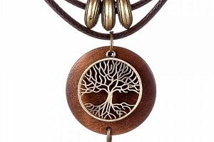 Dvojitý náhrdelník se stromem života a poštovné ZDARMA!...