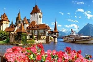 3denní zájezd pro 1 do Thunu a hradu Oberhofen ve Švýcarsku...