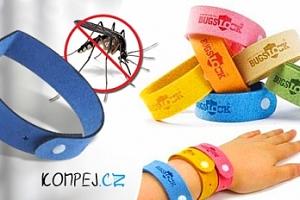 Repelentní náramek Bugs Lock proti komárům + poštovné...