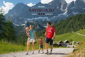 Rakousko: 4-8 dní pro dva včetně snídaní a vstupu do sauny...