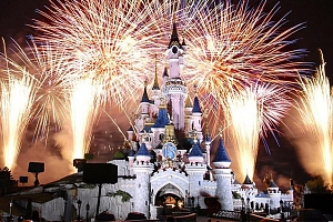 3denní zájezd pro 1 do Disneylandu v Paříži...
