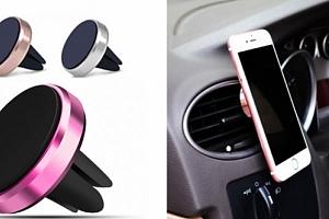 Univerzální magnetický držák telefonu, v různých barevných variantách....