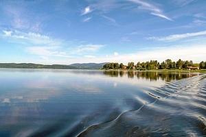 Lipno: pobyt v penzionu Rex přímo na břehu jezera s polopenzí...