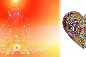Čakrová diagnostika vztahu - zajímá vás jak probíhají energie mezi vámi a druhým člověkem?...
