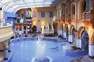 Víkend pro DVA ve WELLNESS HOTELU BABYLON se vstupy do AQUAparku, LUNAparku, IQ parku, iQlandie...