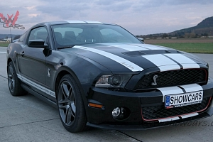 Jízda ve Fordu Mustang GT500 SHELBY...