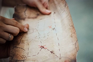 Hledej poklad na segwayi v Praze – Treasure hunt...