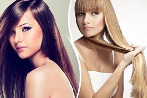 Kadeřnický balíček pro všechny délky vlasů: mytí, střih, barva...