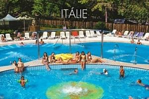 Itálie, Lignano: týden pro 1 osobu s plnou penzí v mobilhomu...