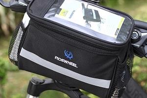Cyklistická taška na řídítka a poštovné ZDARMA!...