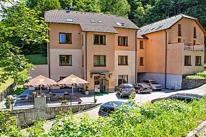 3–5denní pobyt pro 2 u Trenčianskych Teplic ve Villa Carpe Diem na Slovensku...