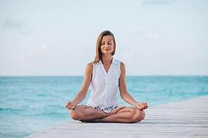 Online kurz: Umění Meditace...