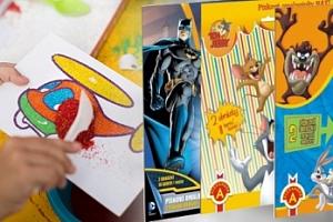 Pískové obrázky Maxi - na výběr 4 kreativní sady...