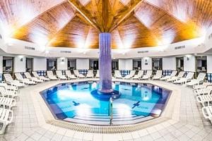 Maďarsko: Erzsebet Hotel *** s polopenzí a neomezeným wellness + 2 děti zdarma...