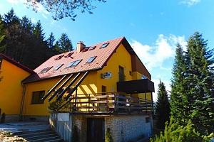 3–8denní pobyt s polopenzí pro 2 osoby v penzionu Na Lůkách v Beskydech...