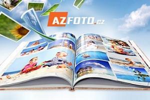 Fotokniha s pevnou vazbou - A4, 72 stran, možný osbní odběr...