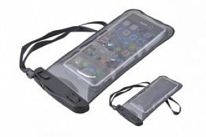 Vodotěsné pouzdro pro telefon 18x9,5cm, černé, P2347...
