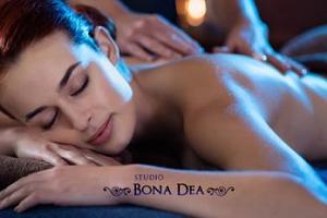 60minutová masáž dle výběru s možností zábalu...