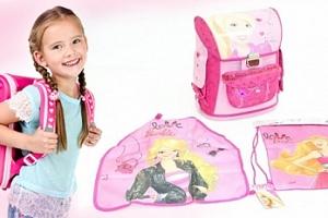 Školní potřeby Barbie v kompletním setu nebo jednotlivě...