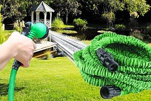Smršťovací hadice FLEXI na zahradu (4 varianty) HIT PRO ZAHRÁDKÁŘE!...