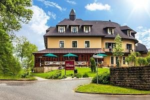 3denní wellness pobyt pro 2 dámy v Golf Hotelu Morris**** v Mariánských Lázních...
