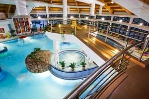 Komárno luxusně v Hotelu Banderium *** s celodenním vstupem do termálních lázní...