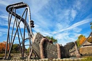 1denní zájezd pro 1 do zábavního parku Heide Park v Německu...