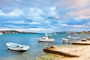 Letní dovolená v Chorvatsku, Seget: 8 dní pro 1 osobu s polopenzí...