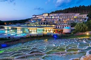Relax v kulisách solného kopce: maďarský Egerszalók v 4* hotelu Saliris Resort s neomezeným vstupem…...