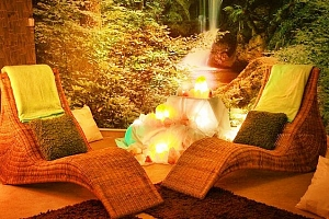 Bohatý 3denní dámský wellness pobyt pro 2 v Parkhotelu Morris**** v Novém Boru...
