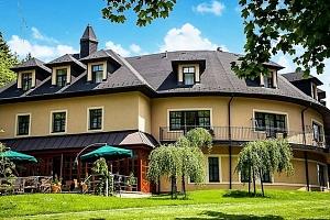 5denní wellness pobyt pro 2 s polopenzí v Golf Hotelu Morris**** v Mariánských Lázních...