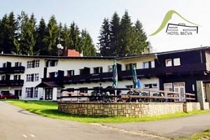 Horní Bečva v Beskydech, 3-8 dní pro dva s polopenzí a saunou...